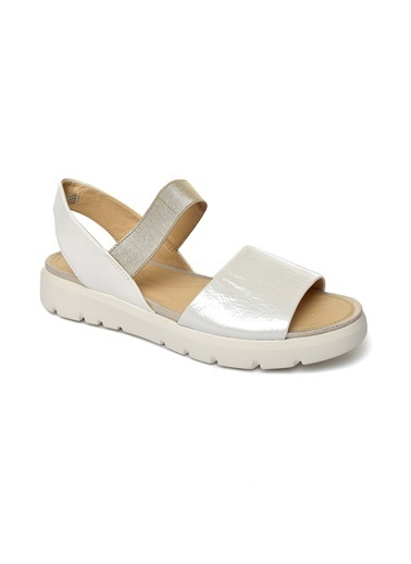 Geox Sandalet Beyaz
